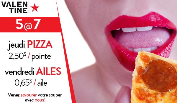 Soirées Pizza